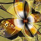 FLOWERBITS 25 by Günter Maria  Knauth