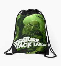 Creature From The Black Lagoon - Classic Monster Drawstring Bag