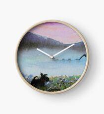 Scottie & Nessie Clock