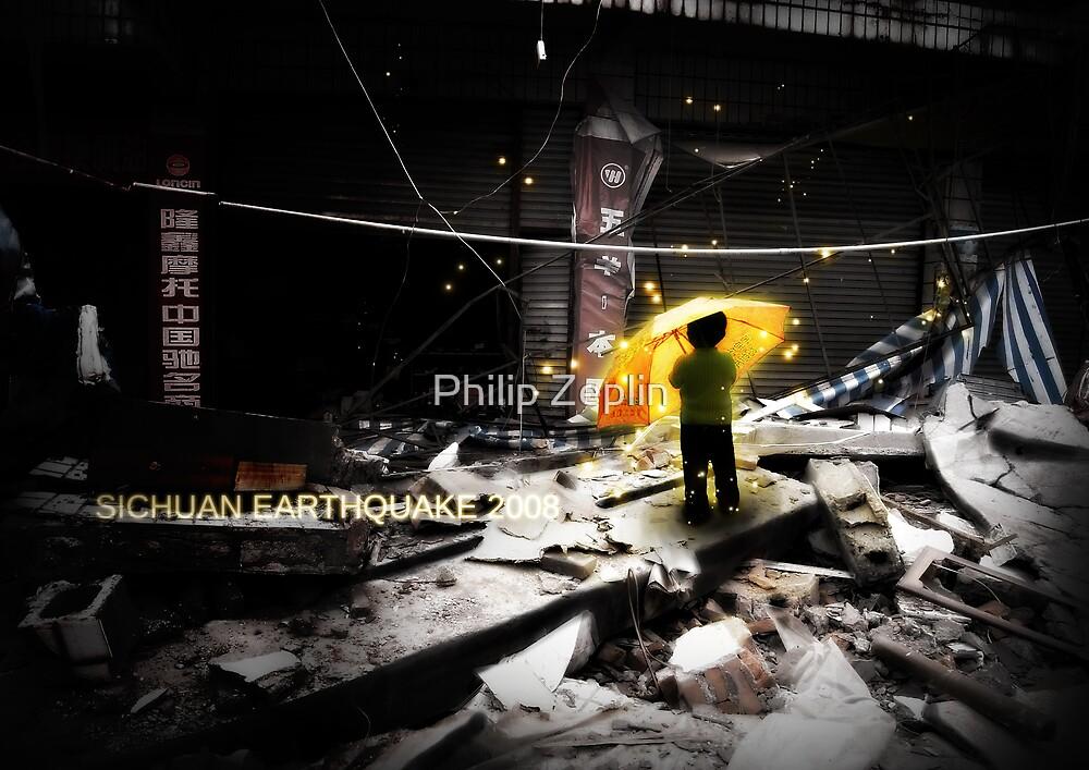 Sichuan Earthquake 2008 by Philip Zeplin