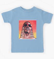 - Stevie Wonder - Kids Tee