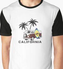 California Surfin' Graphic T-Shirt
