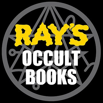 Ray's Occult Books by Neon2610