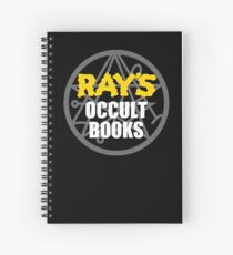 Ray's Occult Books Spiral Notebook