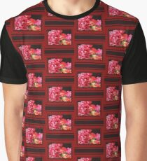 Happy Rose Family Display Graphic T-Shirt