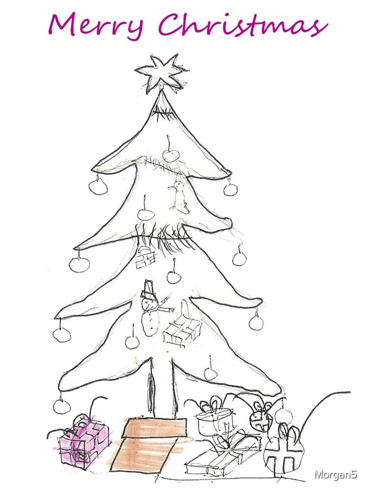 Morgans Christmas Card by Morgan5
