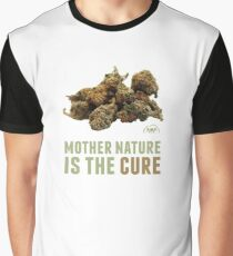 Mother Nature is the Cure Graphic T-Shirt