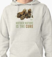 Mother Nature is the Cure Pullover Hoodie