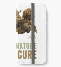 Mother Nature is the Cure iPhone Wallet/Case/Skin