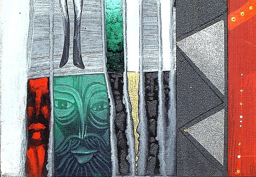 green man by arteology