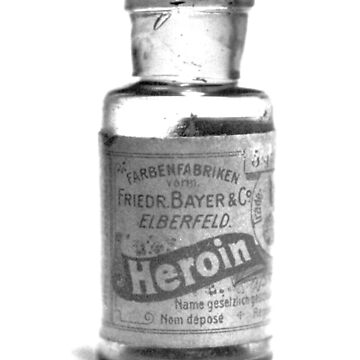 Bayer Heroin Bottle by Mannaz71