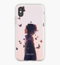 Butterfly Taehyung iPhone Case
