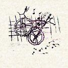 littleTscribble #3 by Astrid Strahm