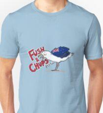 Fush & Chups please Unisex T-Shirt