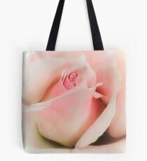 Blushing Pink  Tote Bag