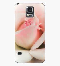 Blushing Pink  Case/Skin for Samsung Galaxy