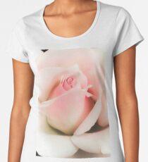 Blushing Pink  Women's Premium T-Shirt