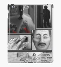 Embers of Another Crash (page 3) iPad Case/Skin