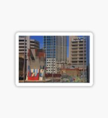 Layer upon layer Sticker