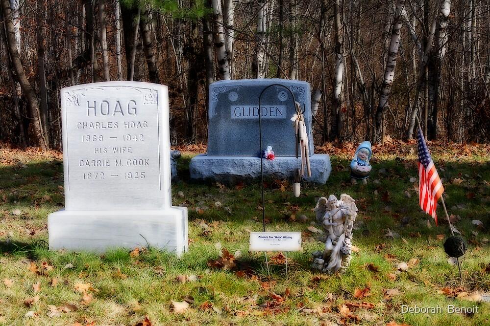 Hoag and Glidden by Deborah  Benoit