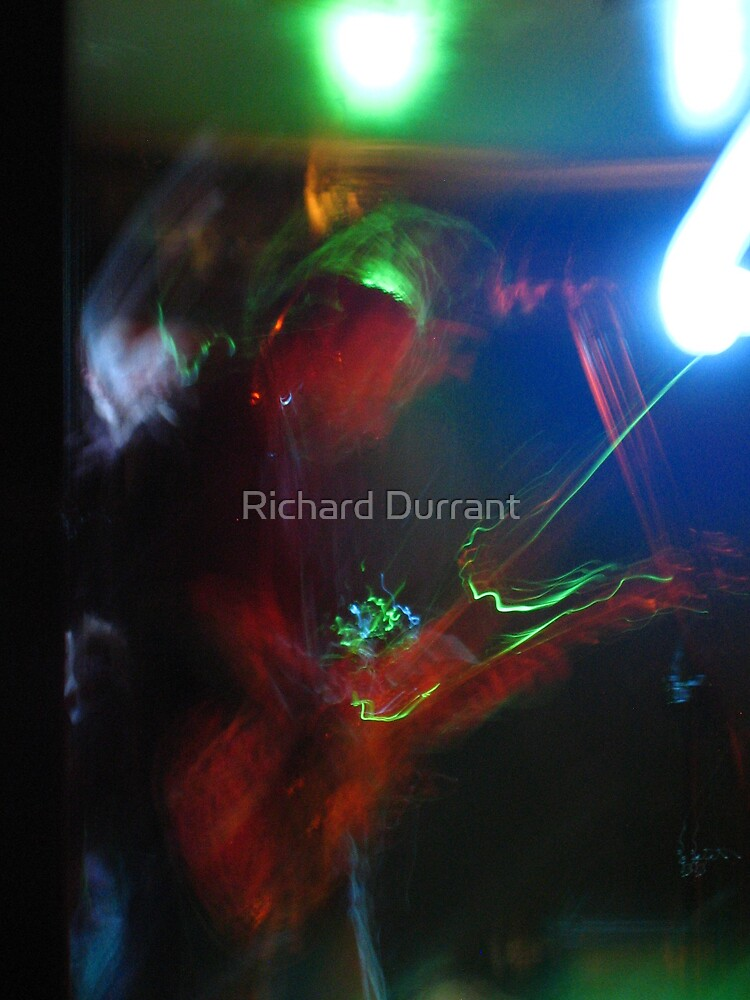 Ginger Solo by Richard Durrant
