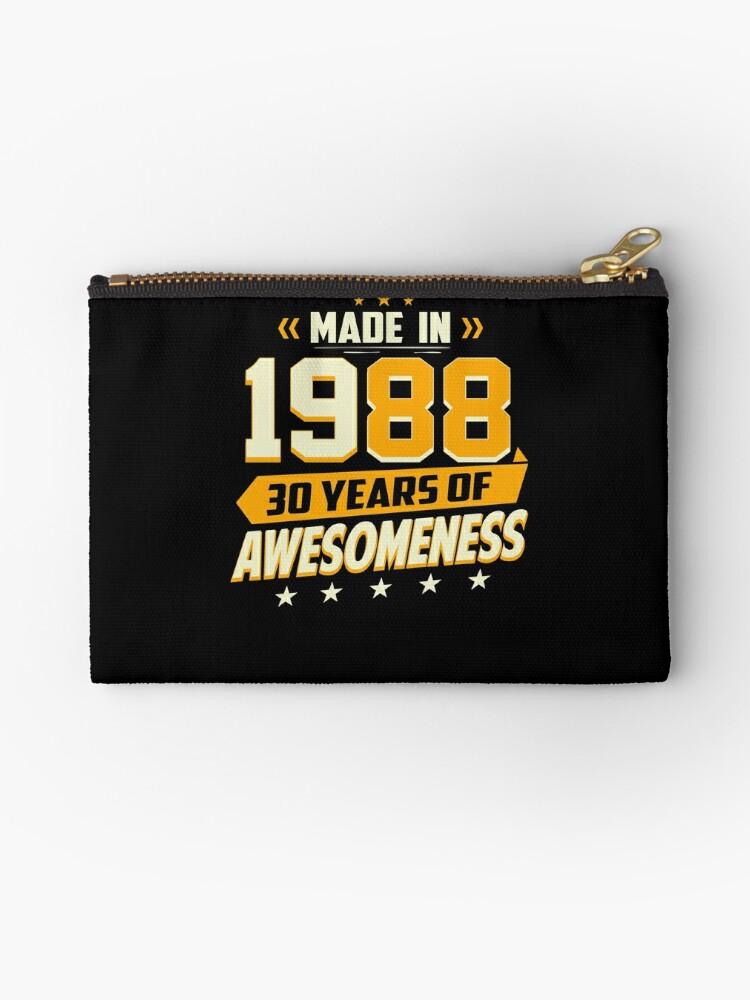 30th Birthday Vintage 30 Year Old Men Women Gifts