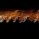 Synchronized Strings by Kory Trapane