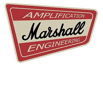 Vintage Marshall Amp  by tenerson