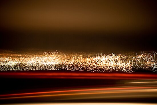 Frenzied Landscape by Kory Trapane
