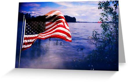 Flag Ship by PeggySue67