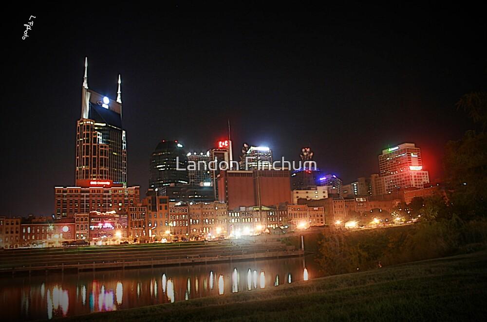 Nashville, Tennessee by Landon Finchum