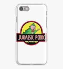 Jurassic Pork iPhone Case/Skin