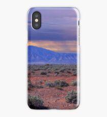 Flinders panorama iPhone Case/Skin