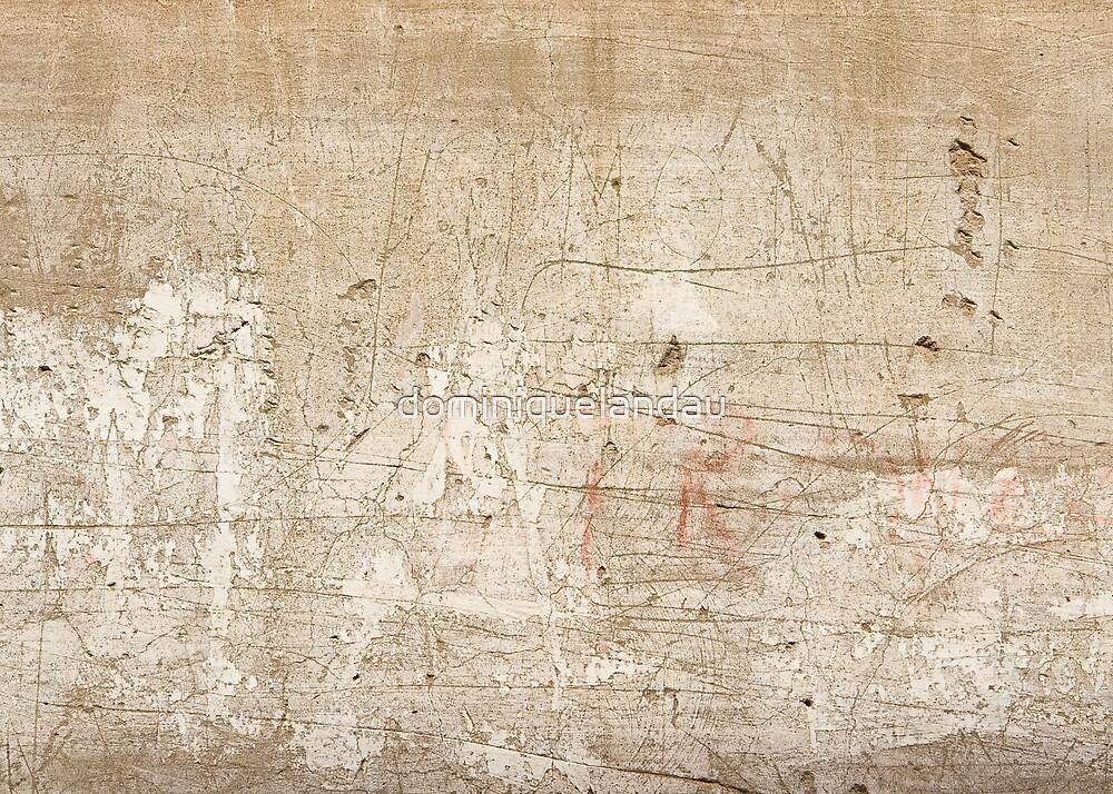 Scratch wall by dominiquelandau