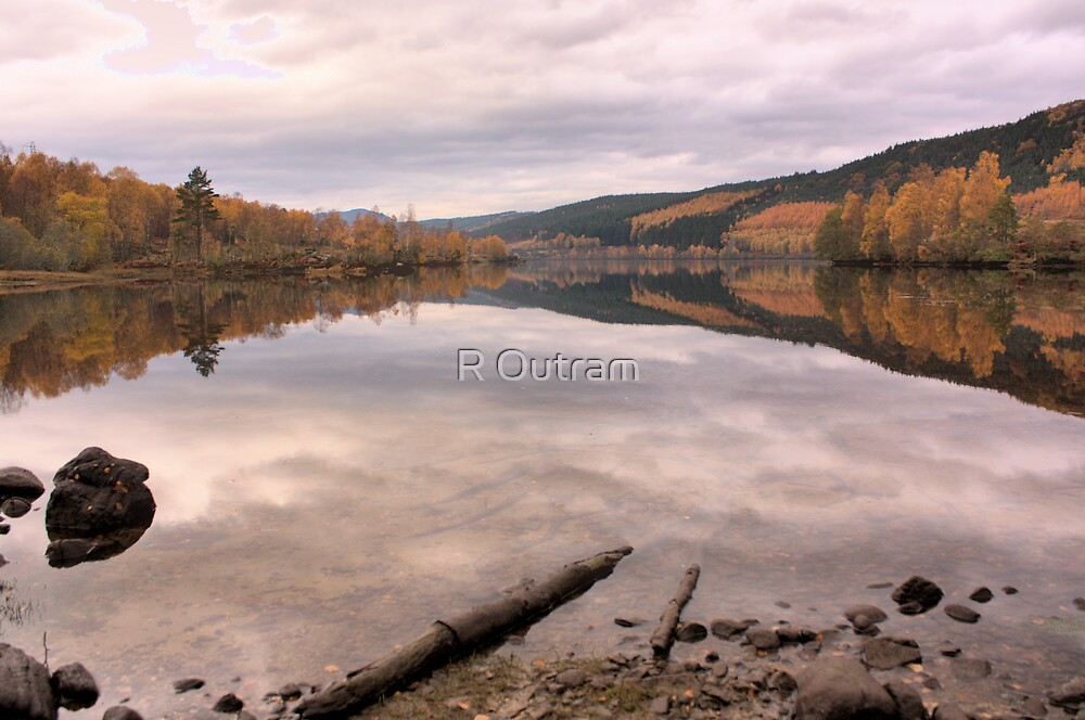 Earth's Mirror by R Outram