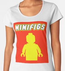 MINIFIGS Women's Premium T-Shirt