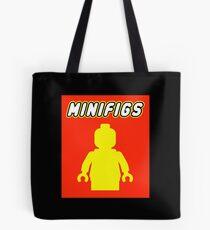 MINIFIGS Tote Bag