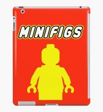MINIFIGS iPad Case/Skin