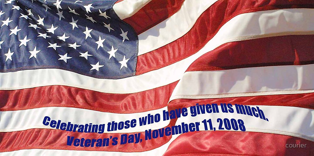 Thank You Vets! by courier
