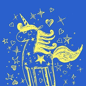 Magic Unicorn LadyCorn by CasualMood