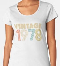 40th Birthday Women's Premium T-Shirt