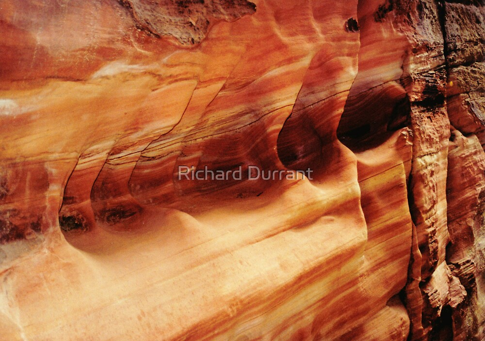 Hidden Canyon 1 by Richard Durrant