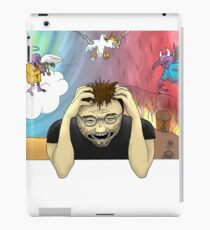 Torment iPad Case/Skin