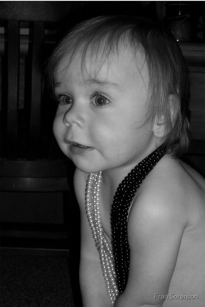 baby in necklace by Fran Sorenson