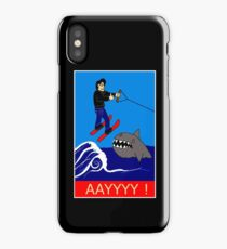 Jumping the Shark iPhone Case/Skin