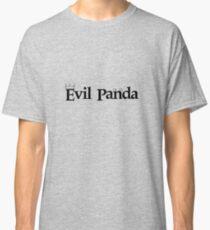 14. Lana Parrilla Evil Panda Classic T-Shirt