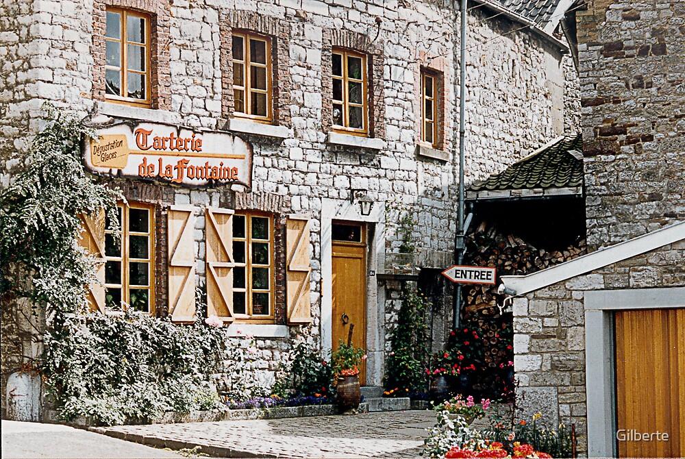 Deigné - Tarterie by Gilberte