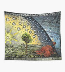 Flammarion engraving Wall Tapestry