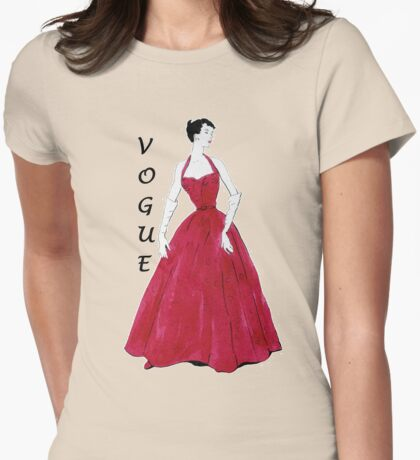 Vogue Special Design T-Shirt