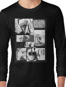 Time - a comic (page 5) T-Shirt